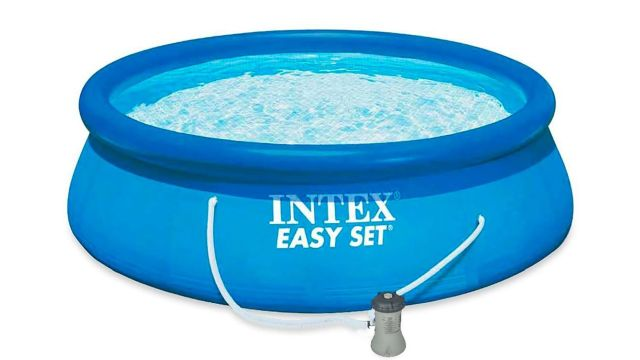 Intex Easy Set Pool 396 x 84 cm 3w1 28142