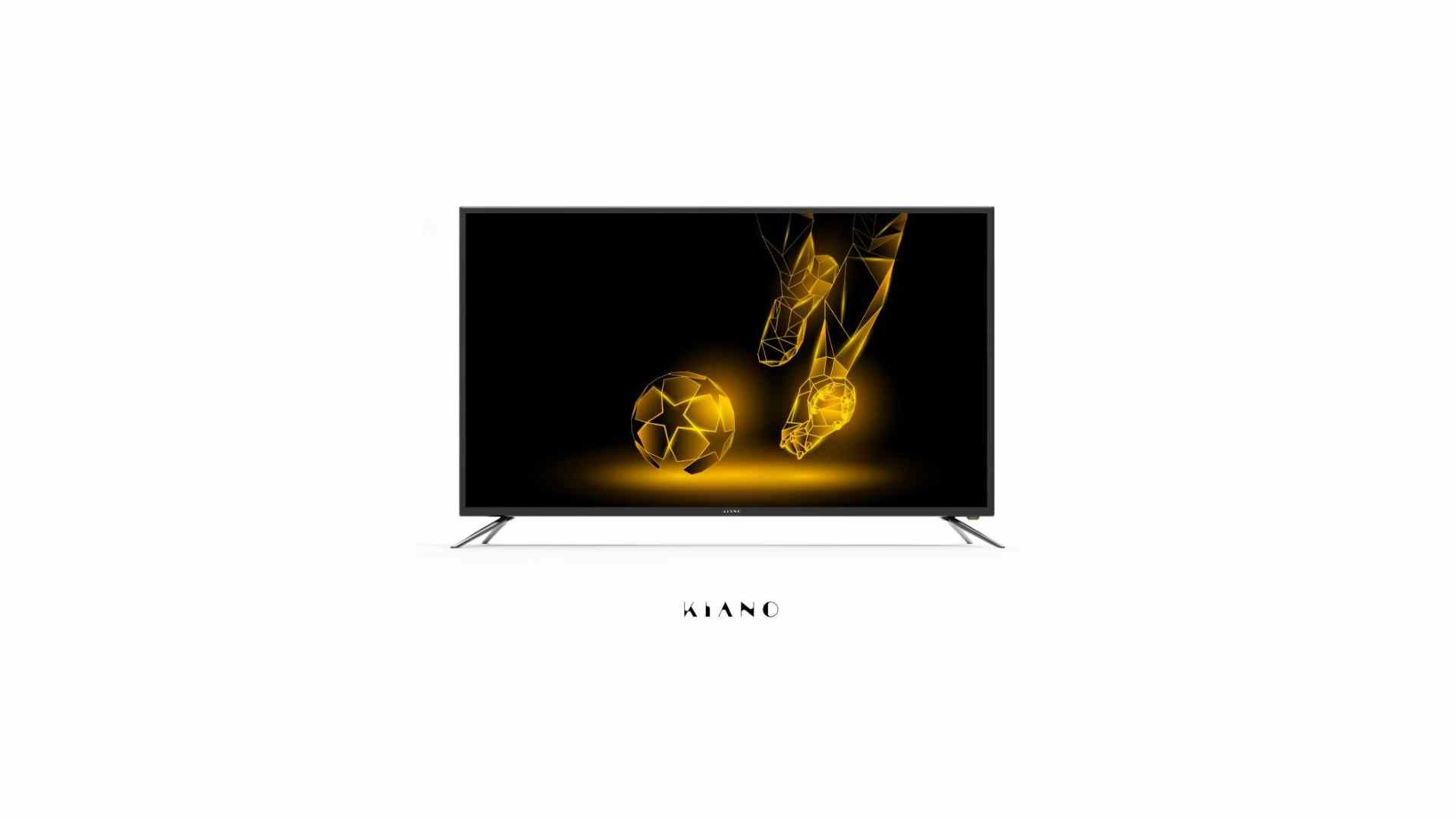KIANO SLIM TV LED 50