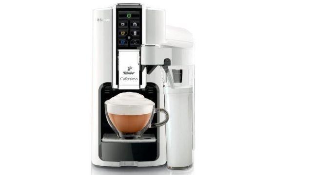 Saeco Tchibo Cafissimo Latte Bianco HD8603/11