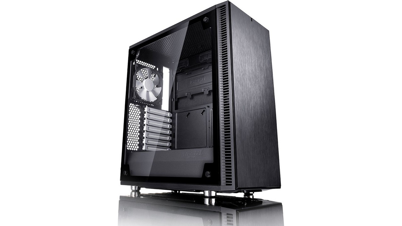 Fractal Design Define C Blackout TG