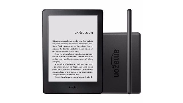 Kindle Touch 8