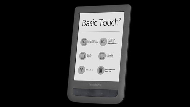 Pocketbook 625 Touch Basic 2