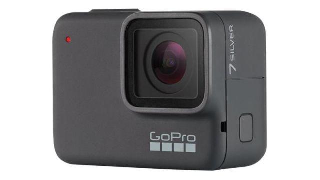 GoPro Hero 7 Silver (CHDHC601RW)