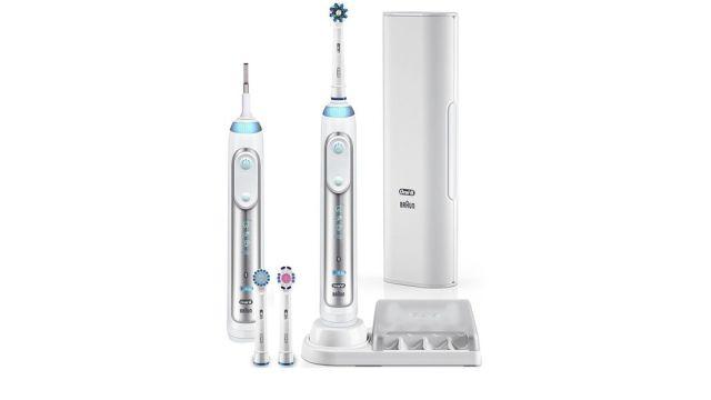 Oral-B Genius 8900 White 2 sztuki