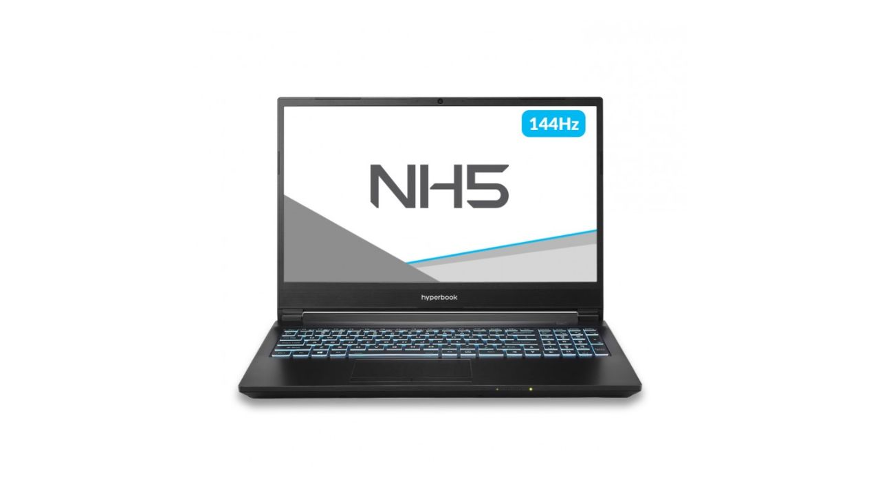 Hyperbook NH5