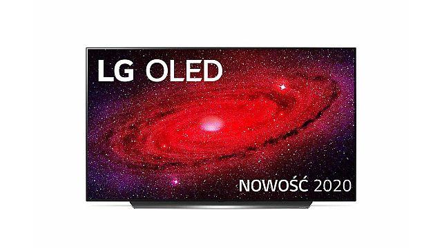 LG 55CX3LA