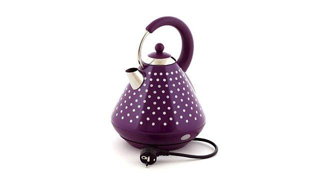 Kalorik TKG JK 1009 PWD Purple White Dots