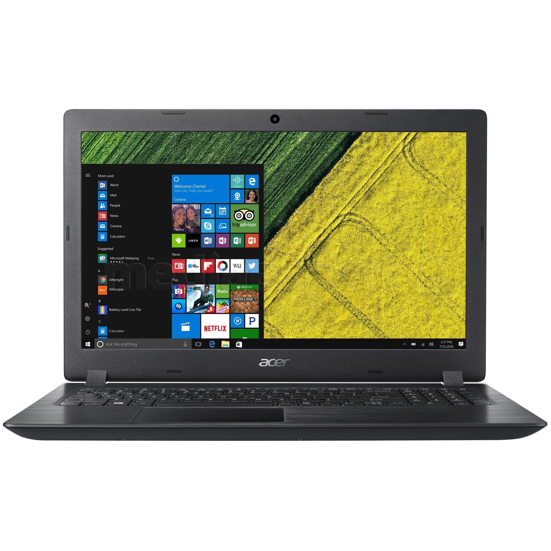 Acer Aspire 3A315-34