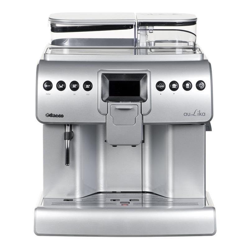 automatyczny SAECO Aulika Focus ( 1400W ; srebrny )