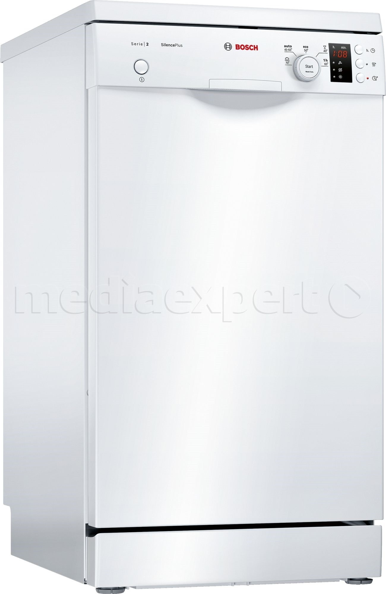 Bosch Serie 2 SPS25CW03E A+ 45cm