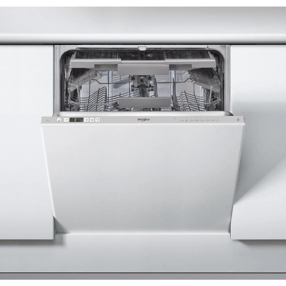 do zabudowy Whirlpool WIC 3C26F ( szer. 59,5cm ; Panel zamknięty ;