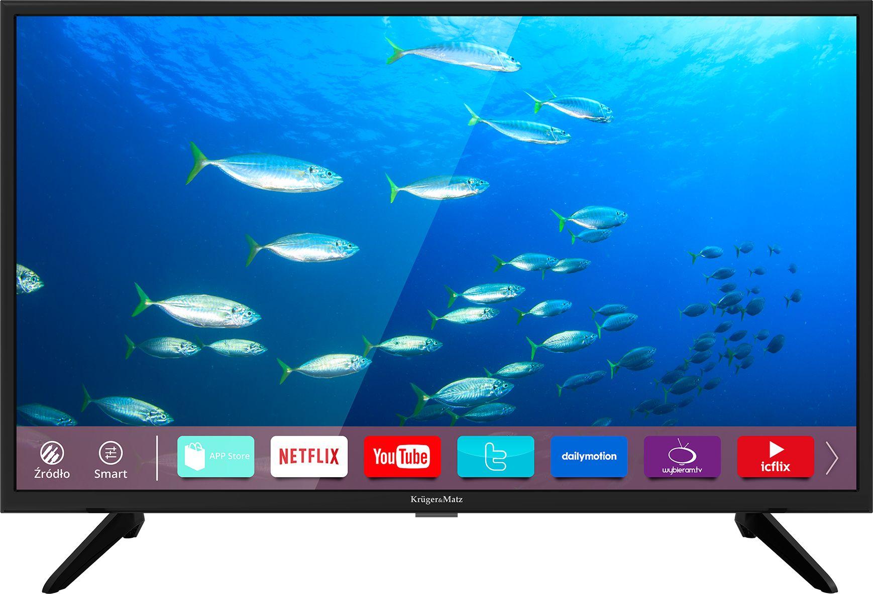 Kruger&Matz 32 KM0232-S Smart TV, NETFLIX