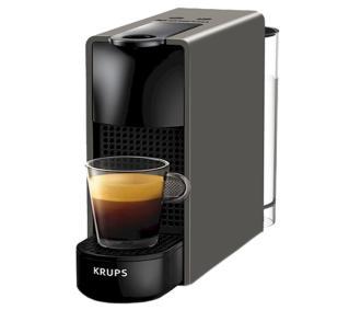 Krups Nespresso Essenza Mini XN110B (szary) - ODBIERZ 100 ZŁ RABATU