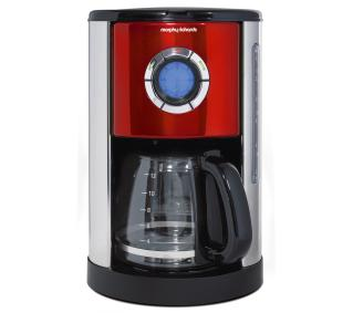 Ekspres MORPHY RICHARDS Accents 47094 Czerwony