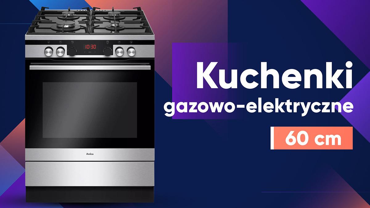 Jaka Kuchenka Gazowo Elektryczna 60 Cm Top 7 Videotesty Pl